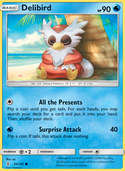 Delibird from Guardians Rising