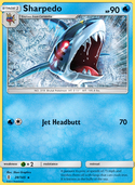 Sharpedo from Guardians Rising