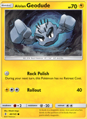 Alolan Geodude from Guardians Rising