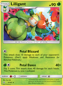 Lilligant from Guardians Rising