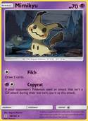 Mimikyu from Guardians Rising