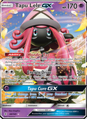 Tapu Lele-GX from Guardians Rising