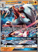 Lycanroc-GX from Guardians Rising