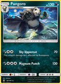 Pangoro from Guardians Rising