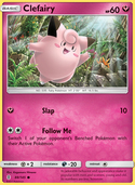 Clefairy from Guardians Rising