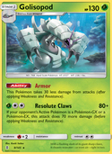Golisopod from Guardians Rising