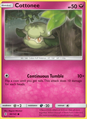 Cottonee from Guardians Rising