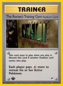 The Rocket's Training Gym from Gym Heroes