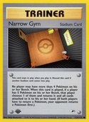 Narrow Gym from Gym Heroes