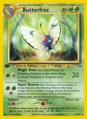Butterfree from Neo Discovery