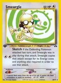 Smeargle from Neo Discovery