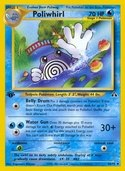 Poliwhirl from Neo Discovery