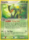 Sceptile from POP Series 4