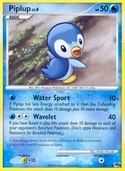 Piplup from POP Series 9