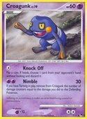 Croagunk from POP Series 9