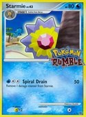 Starmie from Rumble