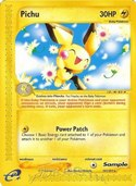 Pichu from Sample e-Reader