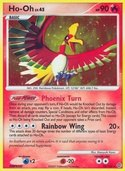 Ho-Oh from Secret Wonders