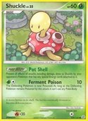 Shuckle from Secret Wonders