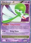Gardevoir LV.X from Secret Wonders