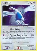 Lugia from Secret Wonders