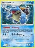 Blastoise from Secret Wonders