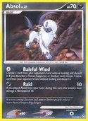 Absol from Secret Wonders