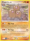 Dugtrio from Secret Wonders