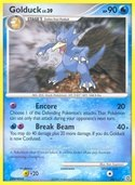 Golduck from Secret Wonders