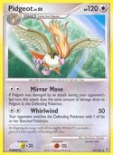 Pidgeot from Secret Wonders