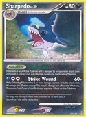 Sharpedo from Secret Wonders