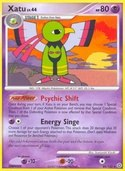 Xatu from Secret Wonders