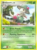 Breloom from Secret Wonders