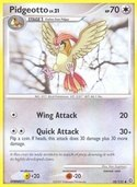 Pidgeotto from Secret Wonders