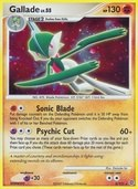 Gallade from Secret Wonders