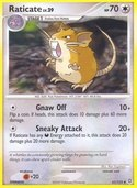 Raticate from Secret Wonders
