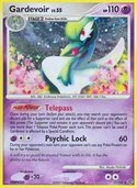 Gardevoir from Secret Wonders
