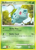 Bulbasaur from Secret Wonders