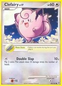 Clefairy from Secret Wonders