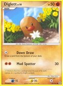Diglett from Secret Wonders