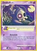 Duskull from Secret Wonders