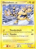 Electabuzz from Secret Wonders