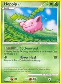 Hoppip from Secret Wonders
