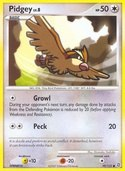 Pidgey from Secret Wonders