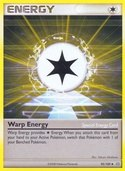 Warp Energy from Stormfront