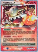 Heatran LV.X from Stormfront