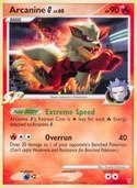 Arcanine G from Supreme Victors