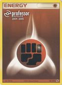 Fighting Energy (Prof 2004) from Special Issues (TPCI)