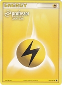 Lightning Energy (Prof 2004) from Special Issues (TPCI)