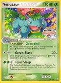 Venusaur [Regional] from Special Issues (TPCI)